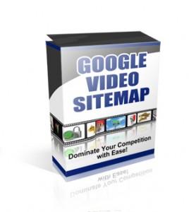 Google Video Sitemap