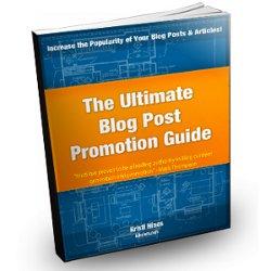 blog content post promotion