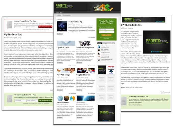Best WordPress Theme templates