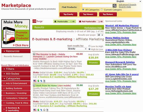 Clickbank-Marketplace